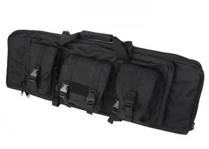 G TMC MOLLE with Pouches 90 cm Rifle Case ( BK )