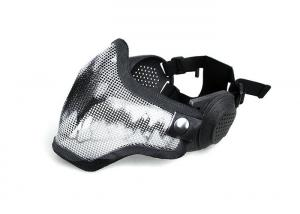 G TMC Mesh with Ear Cover ( Black )