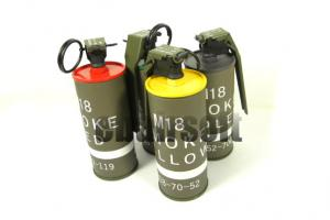 H Minghui M18 Smoke Grenade B.B. Can Set x 1