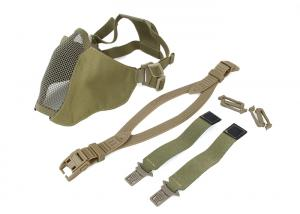 G TMC PDW Soft Side 2.0 Mesh Mask ( Khaki )
