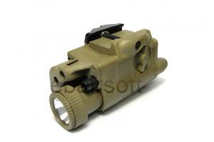 Coming: TMC PEQ14 style Flashlight w laser