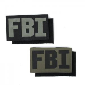 G TMC Patch -FBI Set