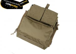 G TMC Pouch Zip Panel ( CB )