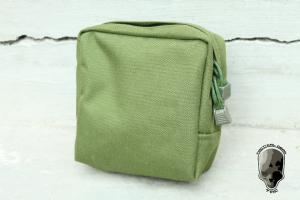 G TMC Square MOLLE Canteen Pouch ( OD )