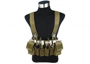 G TMC XR Chest Rig ( khaki )
