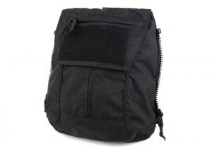 G TMC Back PACK by ZIP PANEL ( Black )