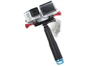 G TMC Mount for Double GoPro HR297 ( Black )