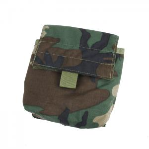 G TMC 30A 100rd Utility Pouch ( Woodland )