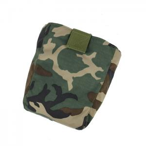 G TMC Curve Roll-Up Dump Bag ( Woodland )