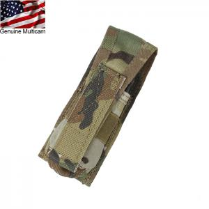G TMC Single Pistol Mag Vertical Pouch ( Multicam )