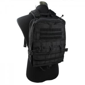 G TMC PC Panel style Backpack ( Black )