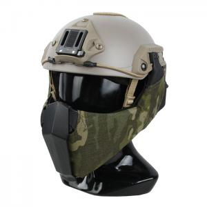 G TMC MANDIBLE for OC highcut helmet ( Multicam Tropic )