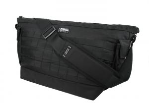 G DABOMB 2 ways Messager Bag ( Black )
