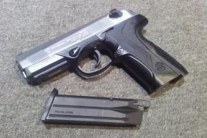 T WE PX4 GBB Pistol ( Silver )