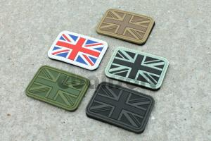 G Weekend Warrior Flag PVC Patch ( UK )