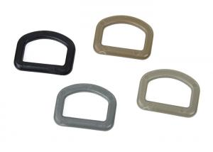 G X-CON Flat 1 inch D Ring