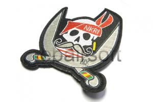 T Zivtac Patch Carok for NKRI