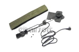 G Element EX167 Liberator Micophone for Comtac