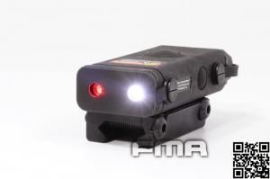 G FMA PRO-LAS-PEQ10 Red Laser and LED TB753 ( BK )