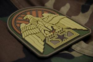 T MSM INDUSTRIAL EAGLE PVC Patch