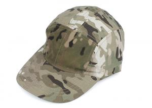 G JAMES Front Velcro Cap ( MC )