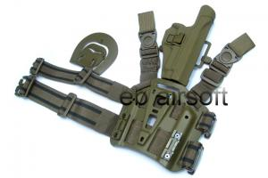 G CQC Holster & Plateform for P226 Tan