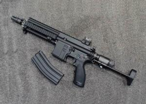 T WE airsoft 416C GBB