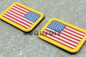 G Weekend Warrior Flag PVC Patch ( Classic )
