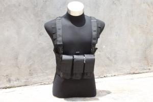 G Weekend Warrior lightweight Modular Chest Rig ( BK )