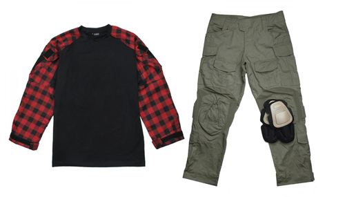 BDU / Shirt / Pants