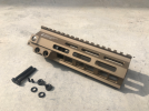 T BJ Tactical dummy MK8 7 inch Rail ( DE AEG MWS )