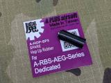 T A-Plus Hop Up Rubber for A-RBS AEG Series Dedicated