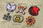 G Weekend Warrior One PIECE Patch ( Set B )